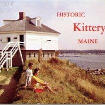 Image of Folder: Kittery (Me.) - Ephemera