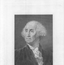 "Image of V-032 - Print of ""Georgius Washington"""