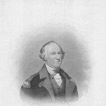Image of V-043 - Engraving of Maj. Gen. Artemas Ward