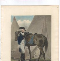 Image of V-048 - Hand-Colored Engraving of Anthony Wayne