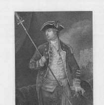 Image of V-050 - Engraving of David Wooster