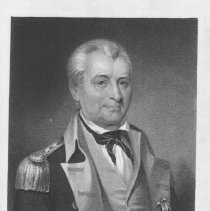 Image of V-051 - Engraving of General Lachlan McIntosh