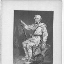 Image of V-052 - Engraving of Daniel Morgan