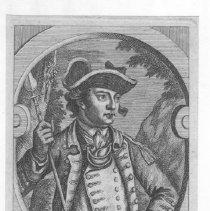 Image of V-053 - Engraving of John Sullivan