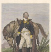 Image of V-054 - Hand-Colored Engraving of Nathanael Greene