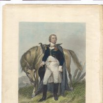 Image of V-055 - Hand-Colored Engraving of Nathanael Greene