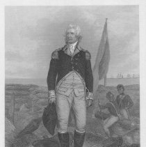 Image of V-056 - Engraving of William Moultrie