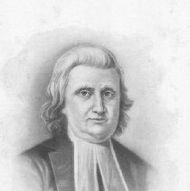 Image of V-058 - Reproduction of a Lithograph of John Witherspoon