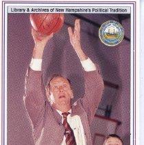 Image of Folder: New Hampshire Pres Primary - Ephemera