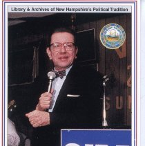 Image of Folder: New Hampshire Pres Primary - Ephemera