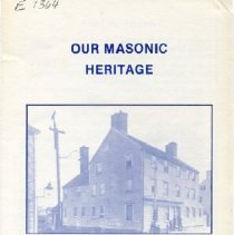 Image of Folder: Saint John's Lodge - Ephemera