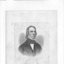 Image of V-069 - Engraving of Peter Cooper
