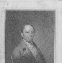 Image of V-071 - Engraving of Rufus King, Esq.
