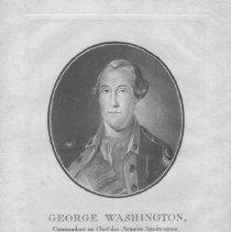 Image of V-076 - Print of George Washington