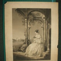 Image of V-270 - Print of Florence Nightingale