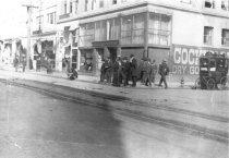 Image of GN852 - Eugene - Streets - Willamette - 700 Block