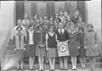 Image of KE1567 - Eugene - Schools - Faculty & Students