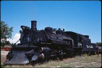 Image of DH2534 - Colorado Vacation Trip - Farmington, New Mexico Rail Yard