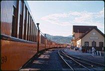 Image of DH2586 - Colorado Vacation Trip - Denver & Rio Grande Western Railroad (D&RGW) Rail Yard