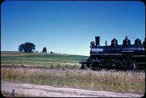 Image of DH2992 - V.S.P. & S.S. R.R. Steam Railroad Excursion