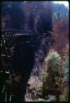 Image of DH478 - Vaughn Trestle Fire Damage