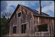Image of DH3267 - Fall Creek Dam - Deserted Homes