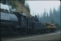 Image of DH4433 - Rayonier Trip - Railroad Camp