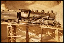 Image of DH8587 - Model Railroad
