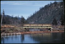 Image of DH19275 - After the Snow, Oakridge Hills Creek Dam Trip