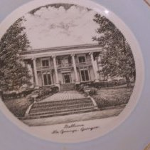 Image of Bellevue Decorative Plate, 1945