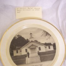 Image of Mt. Calvary Baptist Church photo plate