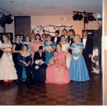 Image of 1988 TCHS Ball
