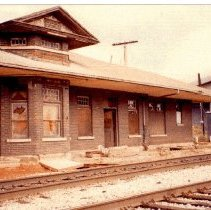 Image of A&WP RR Depot