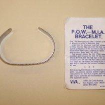 Image of POW-MIA bracelet