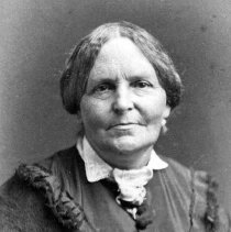 Image of PHOTOGRAPH, MARY PHILLIPS PITMAN (?), WIFE OF HENRY PITMAN