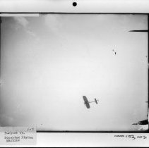 Image of PHOTOGRAPH, BURGESS CO. SQUANTUM FLYING MACHINE, BOOK 1, # 1327