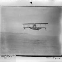 Image of PHOTOGRAPH, BURGESS CO. MODEL K FLYING BOAT, BOOK 1, # ?