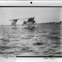 Image of PHOTOGRAPH, BURGESS CO. RUSSIAN FLYING BOAT, BOOK 1, # 1975