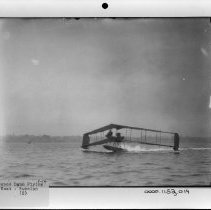 Image of PHOTOGRAPH, BURGESS DUNN FLYING BOAT - RUSSIAN (E), BOOK 1, # ?