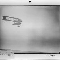 Image of PHOTOGRAPH, BURGESS CO. ASTOR'S FLYING BOAT, BOOK 1, # 1991