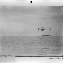 Image of PHOTOGRAPH, BURGESS FLYING BOAT (E), BOOK 1, # ?