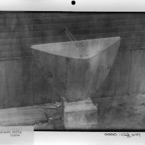 Image of PHOTOGRAPH, BURGESS DIRIG PARTS, BOOK 2, # 2615 - BLACK AND WHITE PHOTOGRAPH