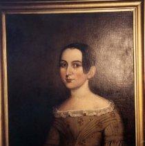 Image of PORTRAIT, MISS ELIZABETH BLACKLER SELMAN