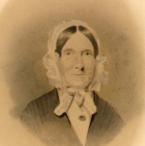 Image of PORTRAIT, MRS. THOMAS FETTYPLACE, (HANNAH DEVEREUX)