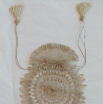 Image of PURSE OR BAG, NETTED RETICULATED