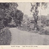 Image of Scantic Bridge postcard