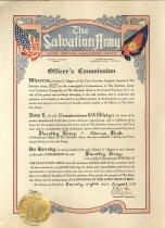 Image of Certificate, Achievement - 2013.77.6
