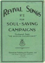 Image of Revival Songs for Soul-Saving Campaigns, No. II -