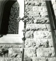 Image of processional cross
