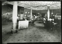 Image of interior of a hotel